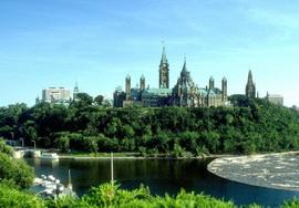Montréal à Ottawa